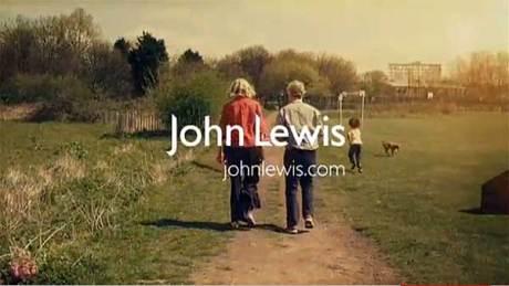 John Lewis Always A Woman UK TV advert