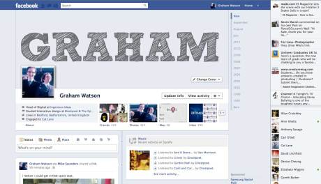 Facebook new profile timeline how to guide summary