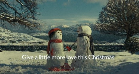 John Lewis unveil their new 2012 Christmas ad